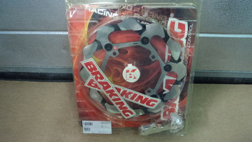 SECOND HAND- Braking Batfly Oversize Disc Set 270mm Suzuki RMZ